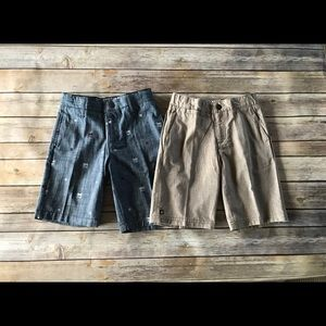 NWOT Micros Boys 4T Short Bundle (2 Pairs)